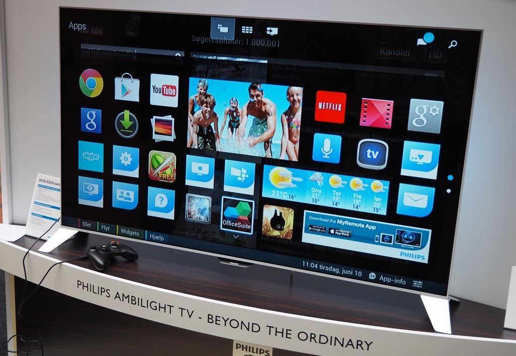 Приложения philips smart tv скачать